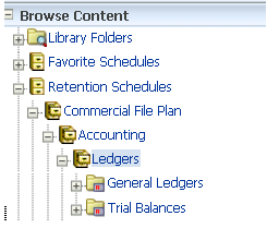 File Plan Template Records Management | Oracle Webcenter Content Records Management Understanding Series